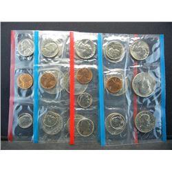 1979, 1980 Mint sets