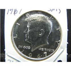 1967 Special Mint set Kennedy SILVER