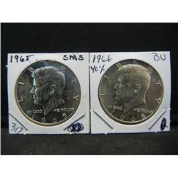 1965 SMS, 1966 BU Kennedys