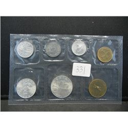 1965 Silver Austria Mint set