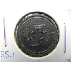1917 Germany, Kunzelsav.  5 Pfennig Notgeld.