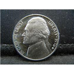 1976-S Proof Jefferson Nickel.