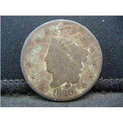 1828 Matron Head Large Cent.