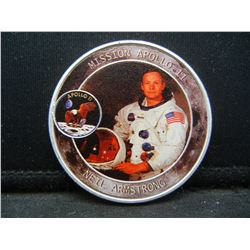 (APOLLO 11), PROOF, Encapsulated For Future Preservation, Novelty, NEW!