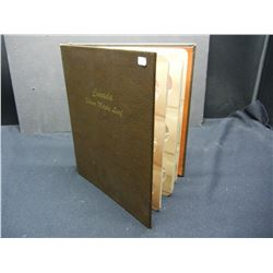 Empty Dansco Canadian Maple Leaf Album #7216.  For P/D coins only from 64-17D.  Four pages and essen