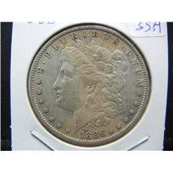 1886 Morgan $1.  Very Fine.
