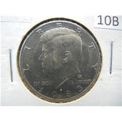 1983 Kennedy Half Dollar