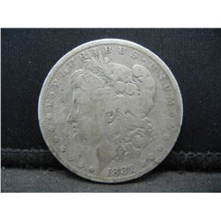 1881 O Morgan Dollar