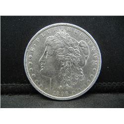 1896 O Morgan Dollar