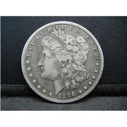 1896 S Morgan Dollar