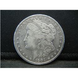1901 O Morgan Dollar