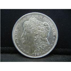 1921 Morgan Dollar