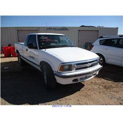1994 - CHEVROLET S10 PICKUP