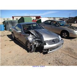 2004 - MERCEDES BENZ SLK230/RESTORED SALVAGE