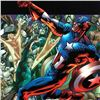 Image 2 : Captain America: Man Out of Time #5 by Marvel Comics