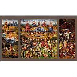 Hieronymus Bosch Garden Of Earthly Delights