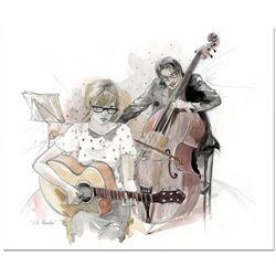 With Maestro by Sotskova Original