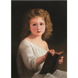 William Bouguereau Story Book