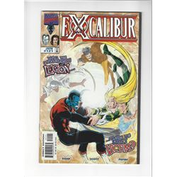 Excaliber Issue #121 by Marvel Comics
