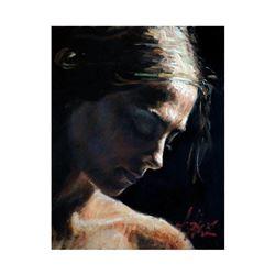 Portrait Of Luciana by Perez, Fabian