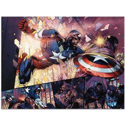 Ultimatum #4 by Marvel Comics