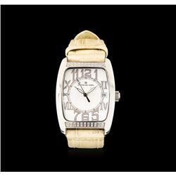 Officina Del Tempo Collezione Diamanti Tonneau Watch