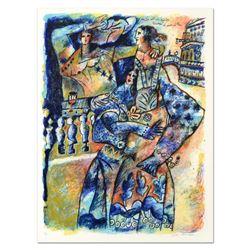 Venise est un Monde Traverse de Merveilles by Tobiasse (1927-2012)