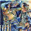 Image 2 : Venise est un Monde Traverse de Merveilles by Tobiasse (1927-2012)