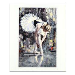 White Slippers by Bond, Elena