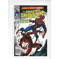 The Amazing Spider-Man Issue #361 by Marvel Comics