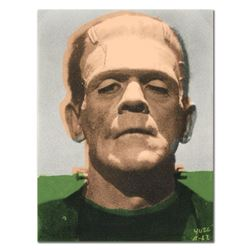 "Frankenstein by ""Ringo"" Daniel Funes"