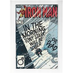 Iron Man Issue #182 by Marvel Comics
