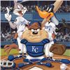 Image 2 : At the Plate (Royals) by Looney Tunes
