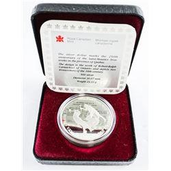 1988 .500 Silver Dollar Cased
