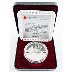 1987 .500 Silver Dollar Cased