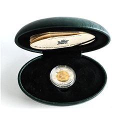 1999 Nunavut Proof $2.00 Coin (ME)