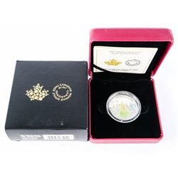 .9999 Fine Silver $20.00 Coin 'Snow Covered Trees' (SEO) with C.O.A.