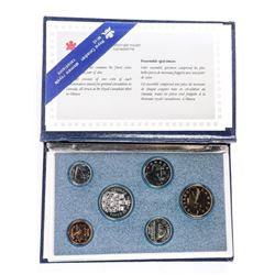 1991 Specimen Coin Set