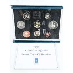 1990 Great Britain Proof Set