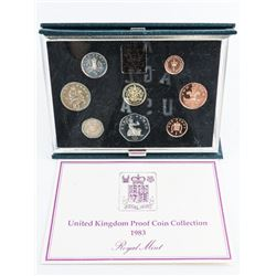 1983 Great Britain Proof Set