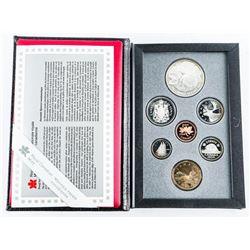 RCM 1996 Proof Set - 7 Coins