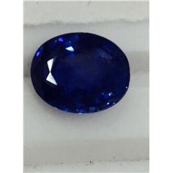 Kahmir Sapphire 5.83 ct - AGL & GRS Certifed
