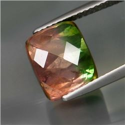 Natural Watermelon Tourmaline 6.65 Cts - Untreated