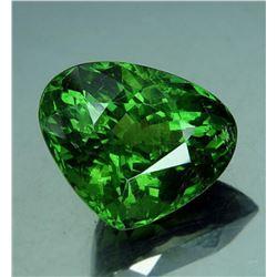 Natural Green Apatite 6.02 Carats - Untreated