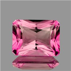 Natural Sweet Pink Tourmaline  {VVS}