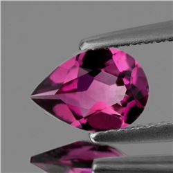 NATURAL PURPLE PINK RHODOLITE GARNET [IF-VVS]