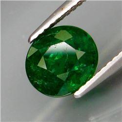 Natural Top Green Tsavorite Garnet 2.58 Cts