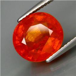 Natural Fanta Orange Spessartite Garnet 5.94 Cts