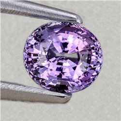NATURAL SPARKLING PURPLE SAPPHIRE [FLAWLESS-VVS]