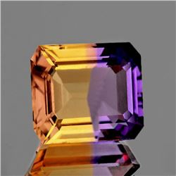 NATURAL ANAHI AMETRINE 9.60 Ct - Flawless Untreated